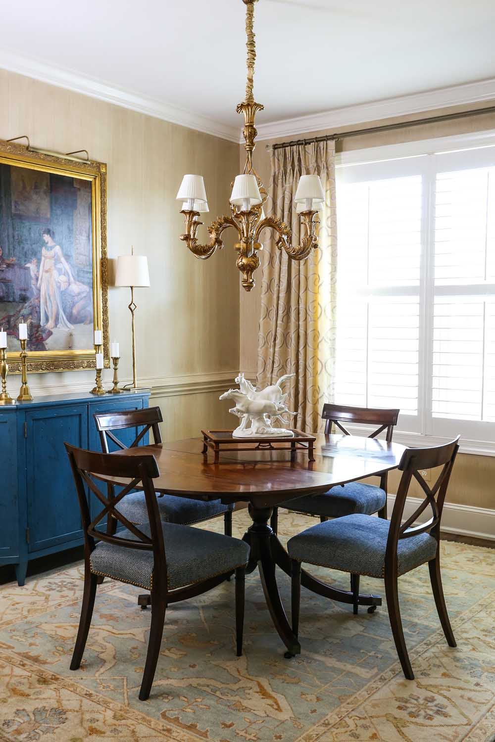 Dining rooms with table 4 charis and crendza